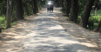 শ্রীনগরে বালাশুর-নতুন বাজারের রাস্তা সংস্কারের দাবি এলাকাবাসীর
