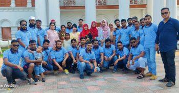 শ্রীনগর সরকারি কলেজের এইচএসসি ২০১০ ব্যাচের পূনর্মিলনী অনুষ্ঠিত